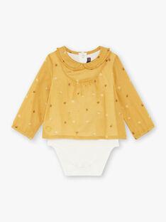 Body-blusa imperial menina ZADINA / 21E1BF91BODB114