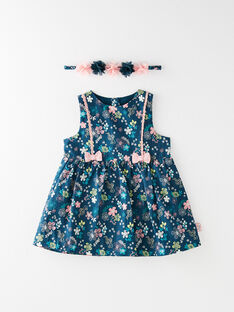 Blue CHASUBLE DRESS VAGALA / 20H1BFL1CHSC235